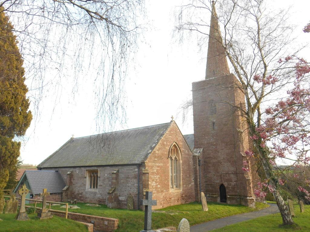 St Deinst's Church, Llangarron   Hook Mason Ltd